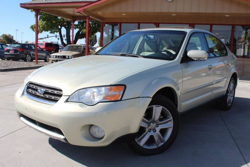 2006 Subaru Outback for sale at ALIC MOTORS in Boise ID