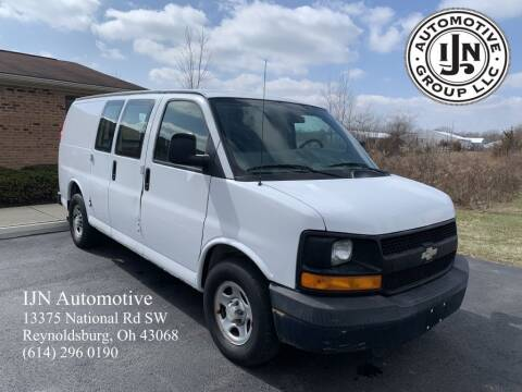 2006 Chevrolet Express Cargo for sale at IJN Automotive Group LLC in Reynoldsburg OH