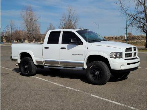 2005 Dodge Ram Pickup 3500 for sale at Elite 1 Auto Sales in Kennewick WA