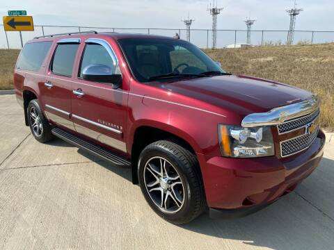 2008 Chevrolet Suburban for sale at BISMAN AUTOWORX INC in Bismarck ND