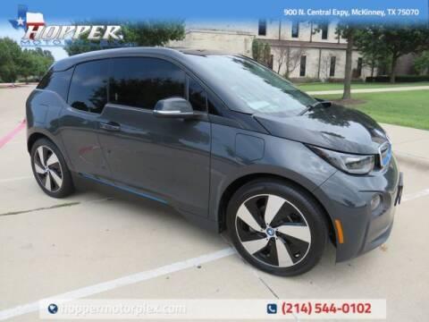 2015 BMW i3 for sale at HOPPER MOTORPLEX in Mckinney TX