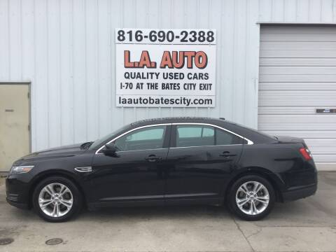 2014 Ford Taurus for sale at LA AUTO in Bates City MO