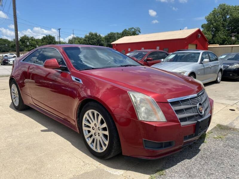 2011 Cadillac CTS for sale at Pary's Auto Sales in Garland TX