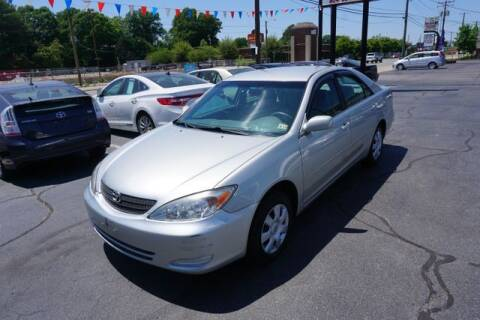 2004 Toyota Camry for sale at Autohub of Virginia in Richmond VA
