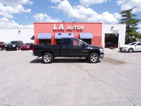 2007 Dodge Ram Pickup 1500 for sale at L A AUTOS in Omaha NE