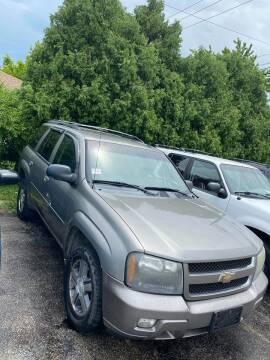 2007 Chevrolet TrailBlazer for sale at New Start Motors LLC - Crawfordsville in Crawfordsville IN