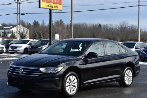 2019 Volkswagen Jetta for sale at Broadway Garage of Columbia County Inc. in Hudson NY
