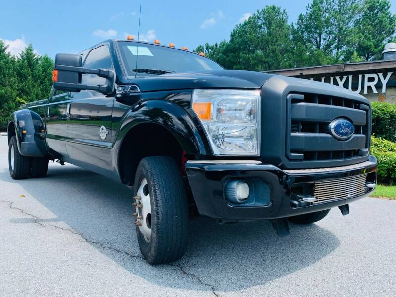 2016 Ford F-350 Super Duty for sale at Classic Luxury Motors in Buford GA