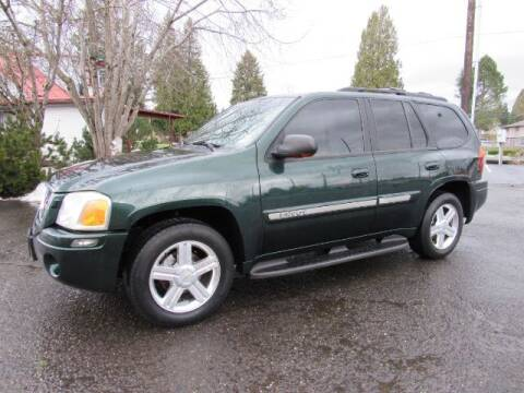 2003 GMC Envoy for sale at Triple C Auto Brokers in Washougal WA
