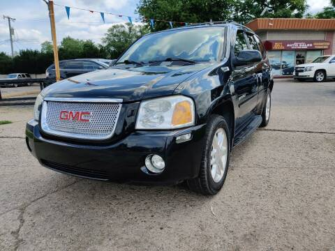 2006 GMC Envoy for sale at Lamarina Auto Sales in Dearborn Heights MI