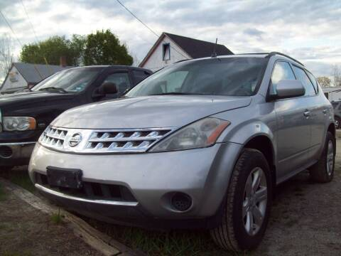 2006 Nissan Murano for sale at Frank Coffey in Milford NH
