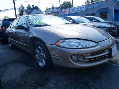 2002 Dodge Intrepid for sale at M & R Auto Sales INC. in North Plainfield NJ
