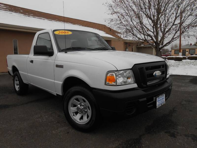 2008 Ford Ranger for sale at McKenna Motors in Union Gap WA