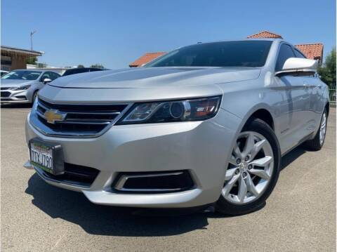2017 Chevrolet Impala for sale at MADERA CAR CONNECTION in Madera CA