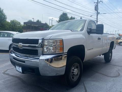 2007 Chevrolet Silverado 2500HD for sale at Viewmont Auto Sales in Hickory NC