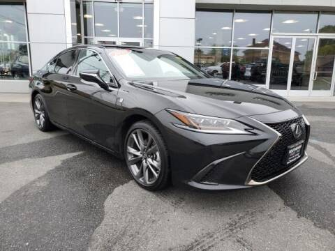 2020 Lexus ES 350 for sale at South Shore Chrysler Dodge Jeep Ram in Inwood NY