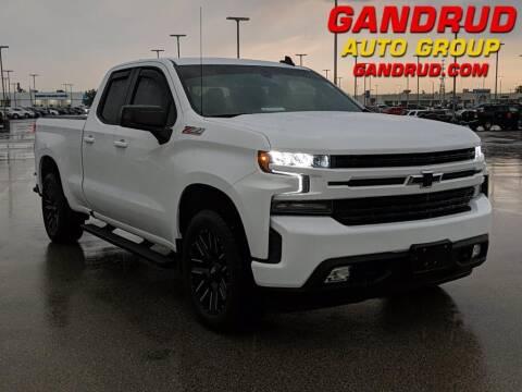 2019 Chevrolet Silverado 1500 for sale at Gandrud Dodge in Green Bay WI
