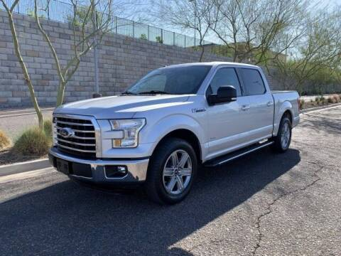 2016 Ford F-150 for sale at Autos by Jeff Tempe in Tempe AZ