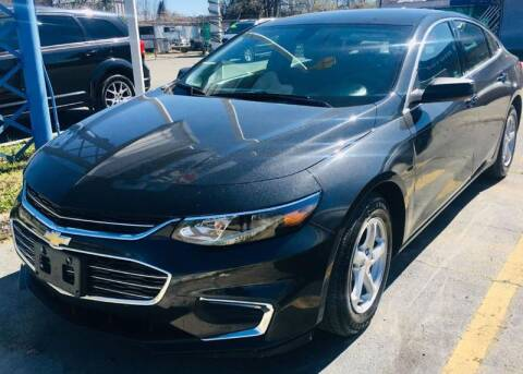 2018 Chevrolet Malibu for sale at RD Motors, Inc in Charlotte NC