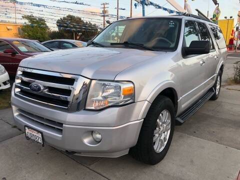 2011 Ford Expedition EL for sale at Plaza Auto Sales in Los Angeles CA
