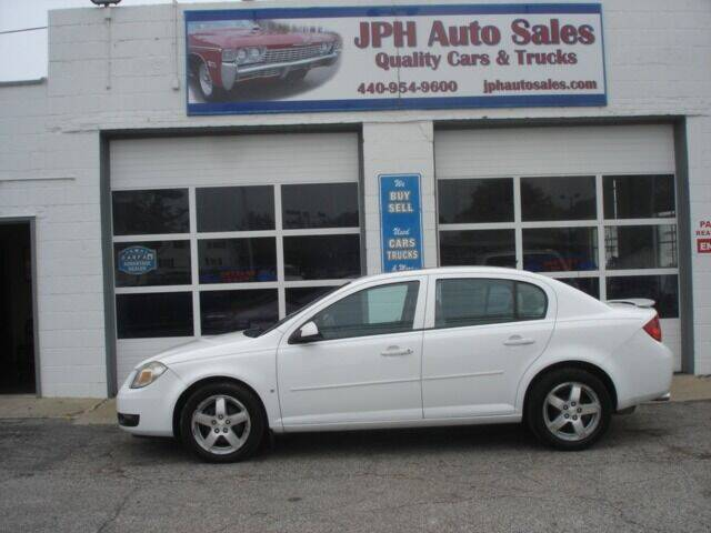 2008 Chevrolet Cobalt for sale at JPH Auto Sales in Eastlake OH