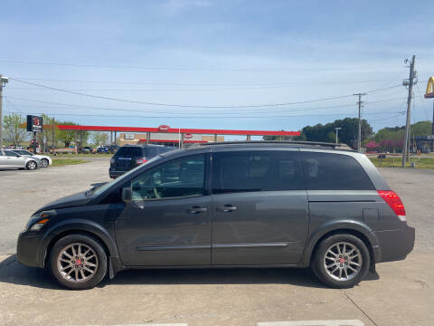 2005 Nissan Quest for sale at Smooth Solutions 2 LLC in Springdale AR