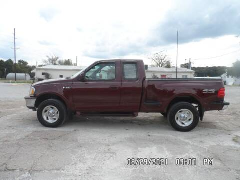 1997 Ford F-150 for sale at Town and Country Motors in Warsaw MO
