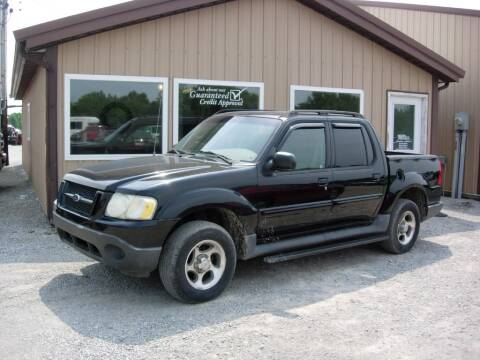 2004 Ford Explorer Sport Trac for sale at Greg Vallett Auto Sales in Steeleville IL