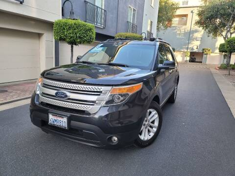 2013 Ford Explorer for sale at Bay Auto Exchange in San Jose CA