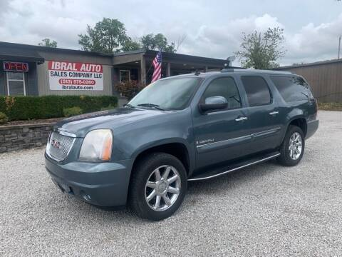 2008 GMC Yukon XL for sale at Ibral Auto in Milford OH