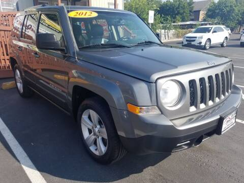 2012 Jeep Patriot for sale at Auto Solution in San Antonio TX