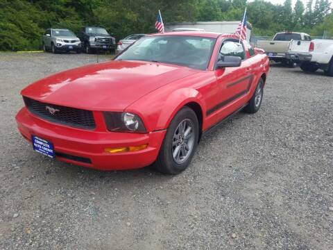 2006 Ford Mustang for sale at Complete Auto Credit in Moyock NC