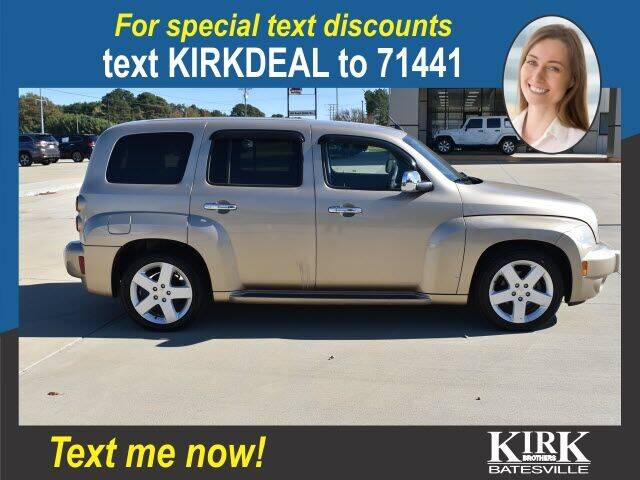 2008 Chevrolet HHR for sale at Kirk Brothers Batesville in Batesville MS