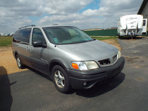 2004 Pontiac Montana for sale at G & K Supreme in Canton SD
