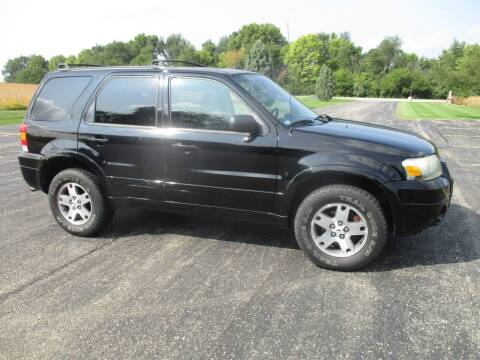 2005 Ford Escape for sale at Crossroads Used Cars Inc. in Tremont IL