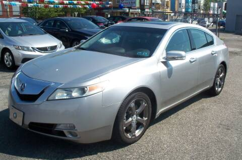 2010 Acura TL for sale at Deals R Us Auto Sales Inc in Lansdowne PA