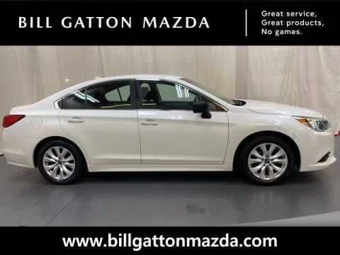 2017 Subaru Legacy for sale at Bill Gatton Used Cars - BILL GATTON ACURA MAZDA in Johnson City TN