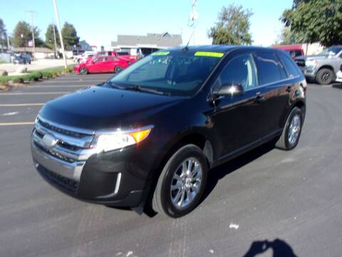 2012 Ford Edge for sale at Ideal Auto Sales, Inc. in Waukesha WI