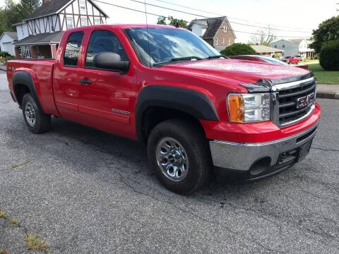 2010 GMC Sierra 1500 for sale at TNT Auto Sales in Bangor PA