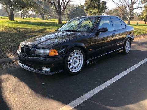 1997 BMW M3 for sale at SHOMAN AUTO GROUP in Davis CA