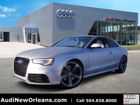 2013 Audi RS 5 for sale at Metairie Preowned Superstore in Metairie LA