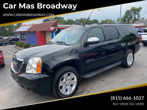 2011 GMC Yukon XL for sale at Car Mas Broadway in Crest Hill IL