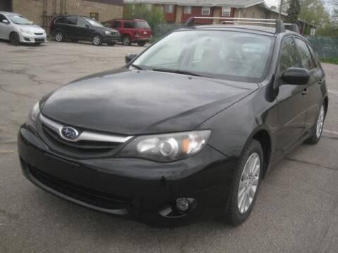 2010 Subaru Impreza for sale at ELITE AUTOMOTIVE in Euclid OH