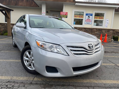 2011 Toyota Camry for sale at Hola Auto Sales Doraville in Doraville GA