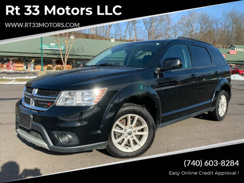 2016 Dodge Journey for sale at Rt 33 Motors LLC in Rockbridge OH