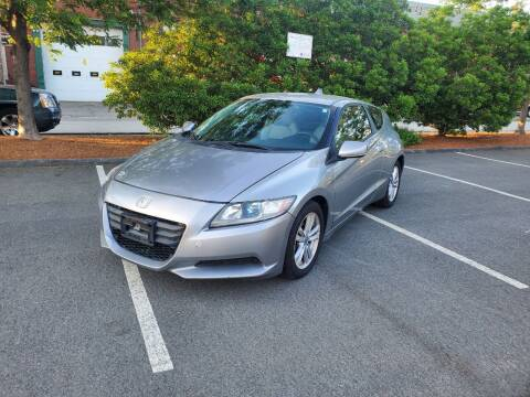 2012 Honda CR-Z for sale at EBN Auto Sales in Lowell MA