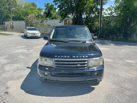 2006 Land Rover Range Rover Sport for sale at Louie's Auto Sales in Leesburg FL