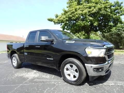 2020 RAM Ram Pickup 1500 for sale at SUPER DEAL MOTORS 441 in Hollywood FL
