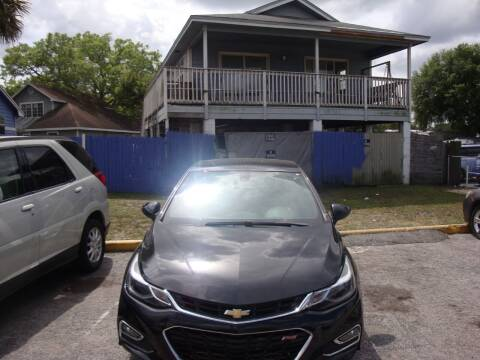 2016 Chevrolet Cruze for sale at Mikano Auto Sales in Orlando FL