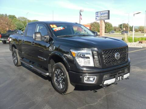 2016 Nissan Titan XD for sale at Integrity Auto Center in Paola KS